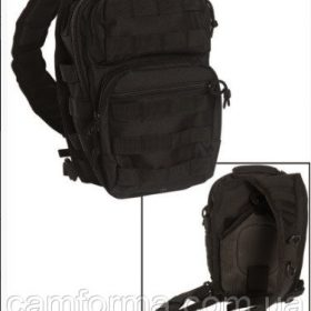 Рюкзак MIL-TEC  ASSAULT PACK SMALL8 л 14059102 черный